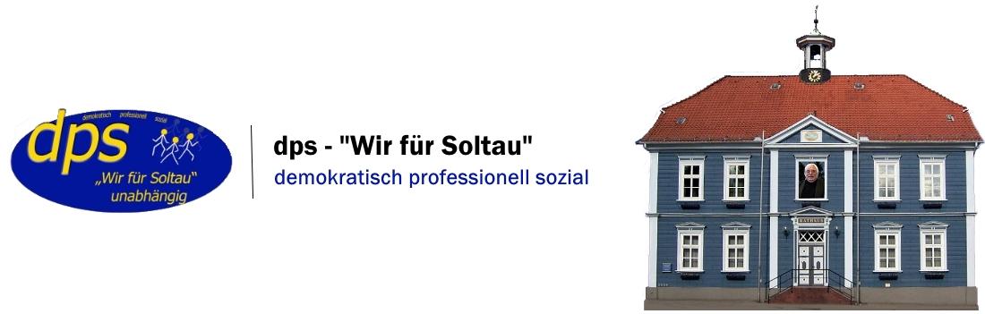"""dps – """"Wir für Soltau"""""""